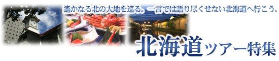 格安北海道旅行特集【大きな北海道】