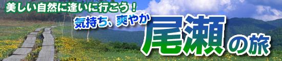尾瀬格安ツアー【気持ち、爽やか 尾瀬の旅】